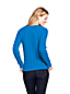 Women's Petite Cotton Cable Crew Neck Jumper