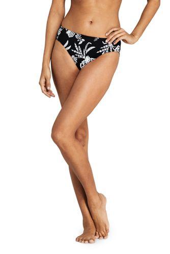 Bas de Bikini Beach Living Taille Mi-Haute, Femme Stature Standard
