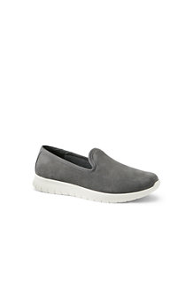 Women's Lightweight Comfort Leather Slip-on Shoes