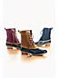 Les Duck Boots Imperméables, Femme Pied Standard