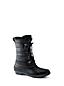 Les Duck Boots Imperméables Doublure Polaire, Femme Pied Standard