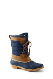 Women's Insulated Winter Snow Duck Boots