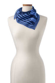 Women's Printed Bandana Neck Scarf