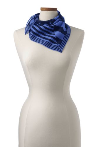 Women's Printed Neckerchief