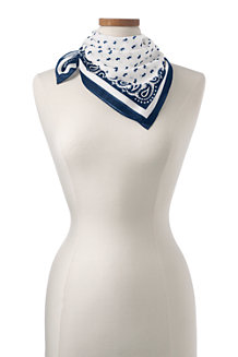 Women's Printed Neckerchief