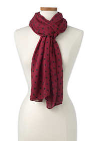 Women's Polka Dot Scarf