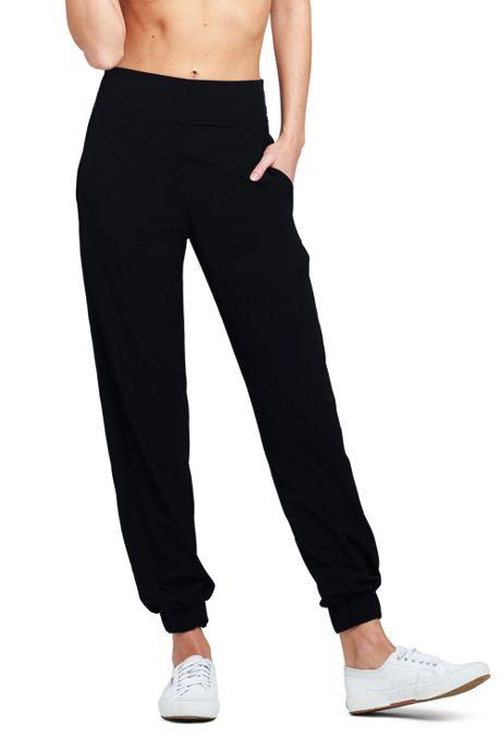 Women's Active Woven Jogger Pants