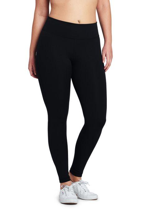 Women's Plus Size Active High Waisted Yoga Leggings 2