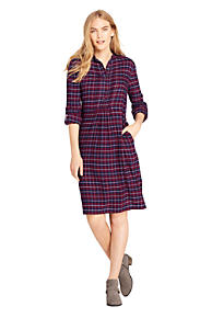 438ab7d1a31 Women s Long Sleeve Print Tuxedo Bib Shirt Dress