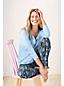 L'Ensemble Pyjama Imprimé en Jersey Stretch, Femme Grande Taille
