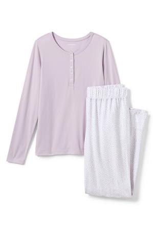 2e770d362 Women's Cotton Modal Pyjama Set | Lands' End