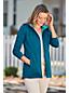 Women's Water Resistant Fleece Coat
