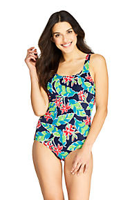 392bc65b40 One Piece Swimsuits | 1-Piece Bathing Suits | Lands' End