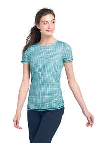 Women's Petite Active Short Sleeve T-shirt