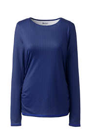 Women's Petite Active Long Sleeve T-shirt