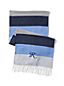 Women's LuxeTouch Striped Scarf