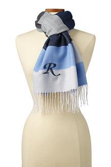 Schal mit Streifenmuster für Damen