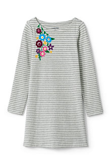 Girls' Graphic T-shirt Dress