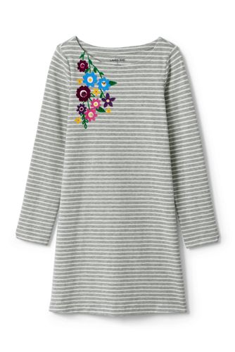 Girls' Graphic T-shirt Dress