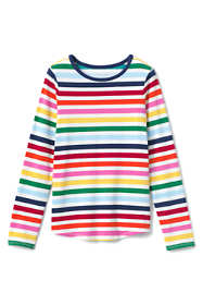 Girls Plus Pattern Core Tee