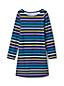 Girls' Patterned T-shirt Dress