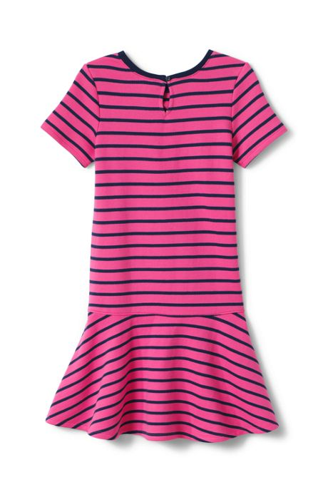 Girls Plus Size French Terry Dress