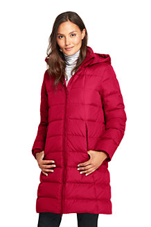 Women's Hooded Down Coat