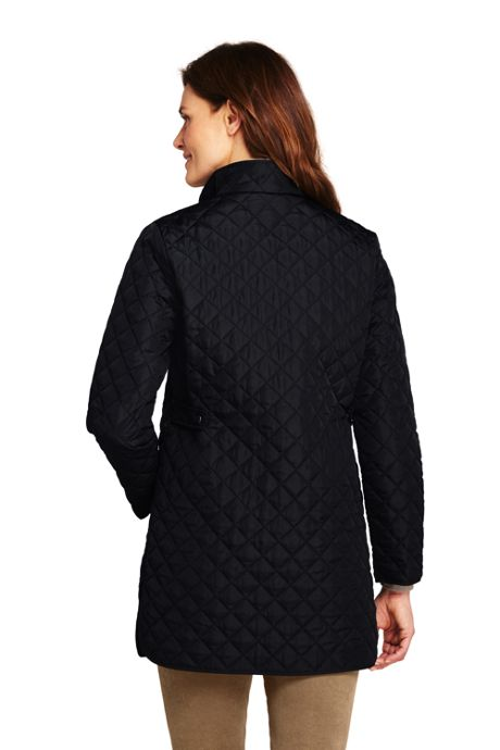 Women's Tall Quilted Barn Insulated Coat