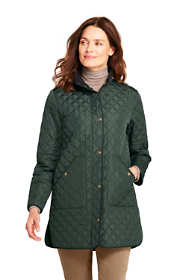 Women's Quilted Barn Insulated Coat