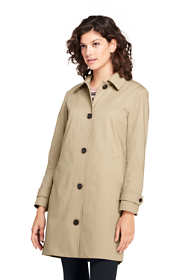Women's Mac Rain Coat