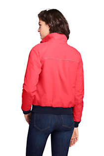 Women's Squall Jacket, Back