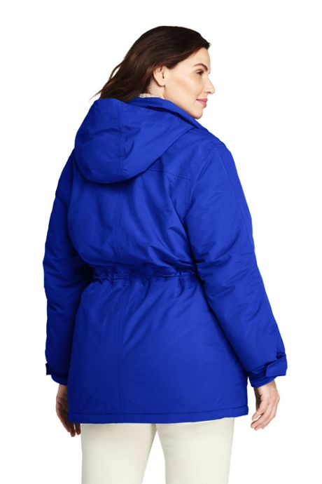 Women's Plus Size Squall Insulated Winter Parka