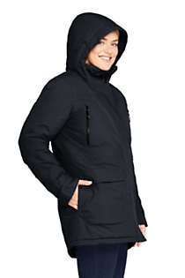 Women's Plus Size Petite Squall Insulated Winter Parka, Unknown