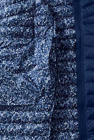 Women's Plus Size Ultralight Packable Long Down Coat