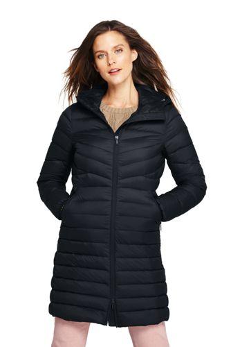 Women's Ultra Light Packable Down Coat