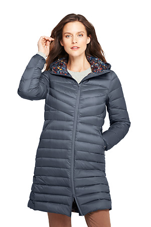 4b7fd57f1 Women's Ultra Light Packable Down Coat