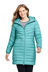 ea437a006 Women's Down Coats & Long Down Jackets | Lands' End