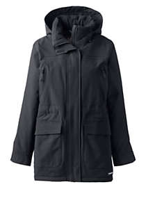 Women's Petite Squall Winter Parka, Front