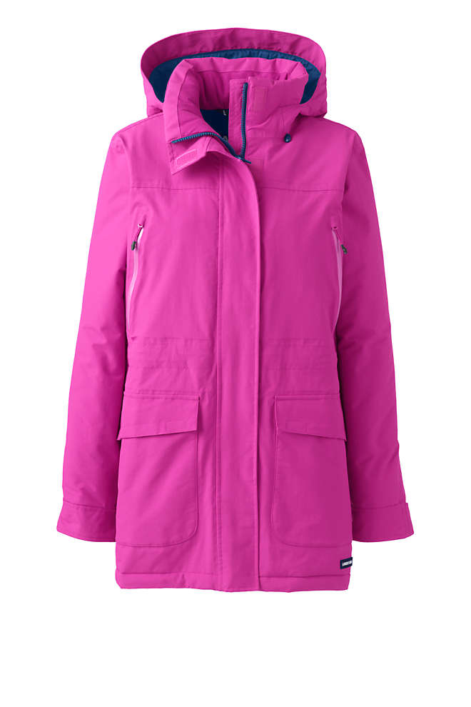 Women's Tall Squall Winter Parka, Front