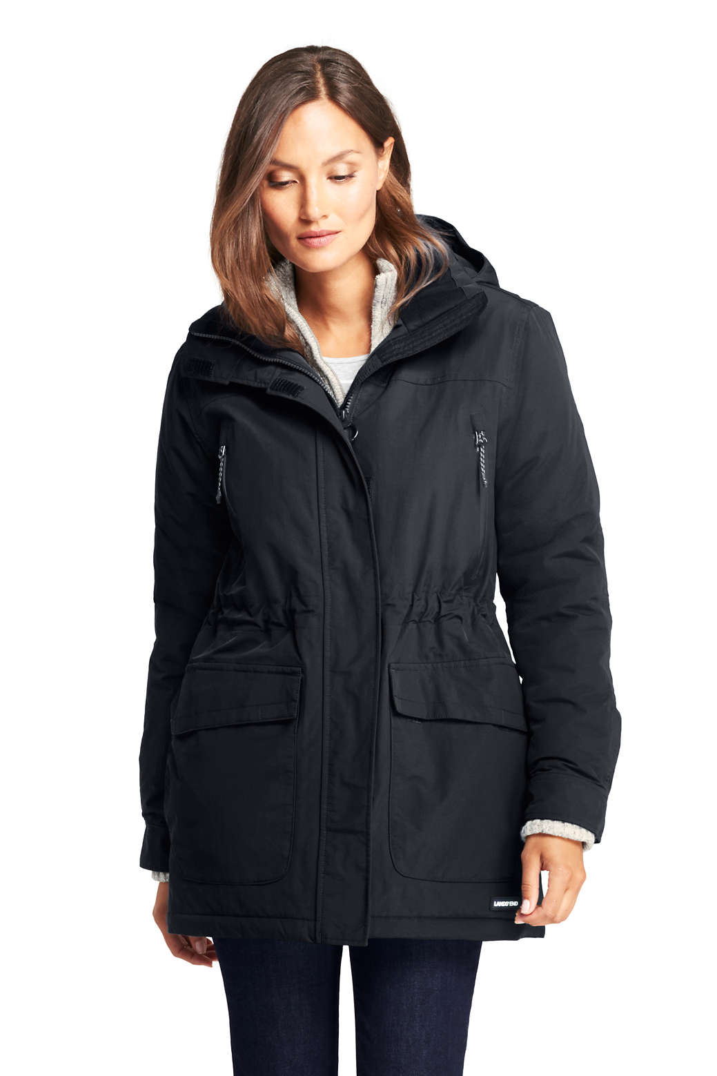 ef0c8be0bdd Women s Squall Winter Parka from Lands  End