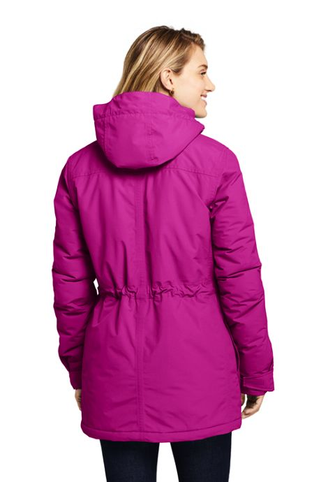 Women's Petite Squall Winter Parka
