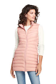 Women's Tall Ultralight Down Packable Vest