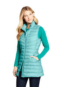 Women's Petite Ultralight Packable Down Vest