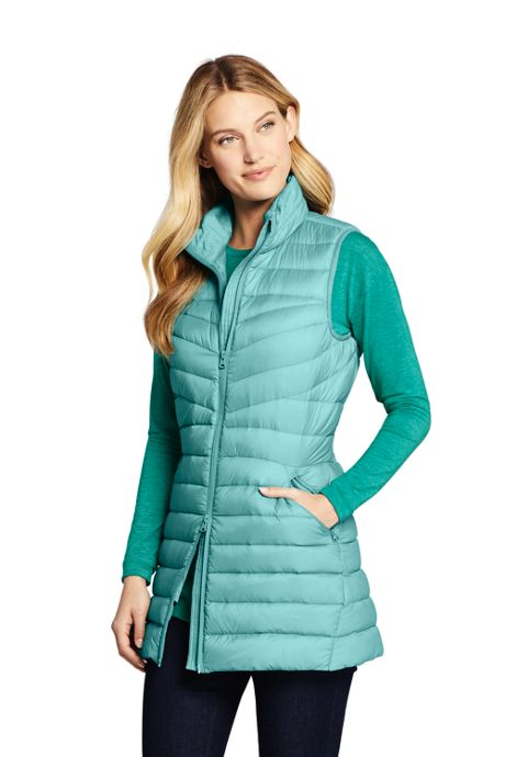 Women's Ultralight Packable Down Vest