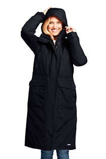 Women's Squall Insulated Long Stadium Coat, alternative image
