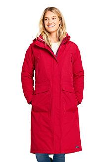 Langer Isolierter Mantel SQUALL® für Damen