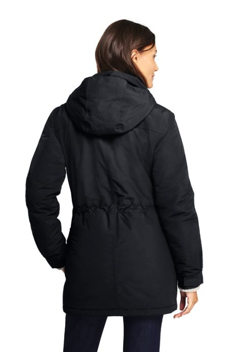 Women's Petite Squall Insulated Winter Parka