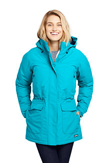 Women's Squall Insulated Waterproof Coat