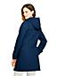 Le Duffle Coat Isolant en Laine Majoritaire, Femme Stature Standard