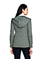 Women's Plus Hooded Waterfall Fleece Jacket
